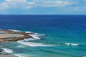 Horizon 1 Bedroom Apartment at Newcastle Beach.