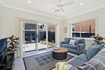 The Living Room of Adams Street Maitland.
