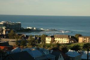 Newcastle Ocean views.