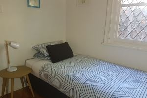 The Third Bedroom of Cooks Hill Cottage.