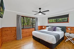 The Second Bedroom of Glebe Road Adamstown.